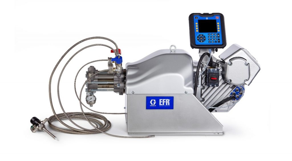 Graco EFR dosage automatique