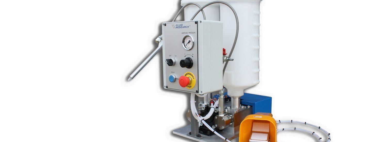 Doseur bi-composant économique LC-50 Simplex